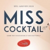 Concours Miss Cocktail 2019