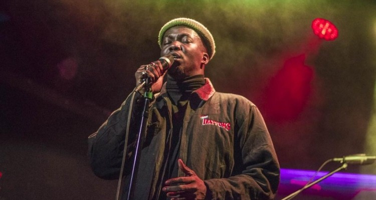 Jacob Banks au Corona | Plus grand que nature