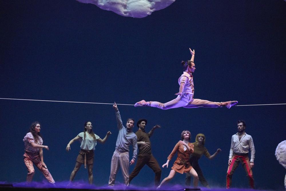 Seul ensemble - Cirque Éloize