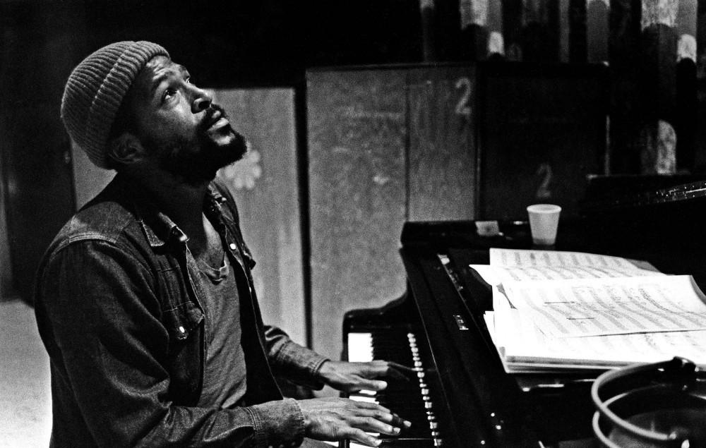 Marvin au piano